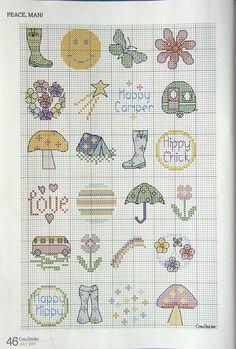 cross stitcher magazine 241