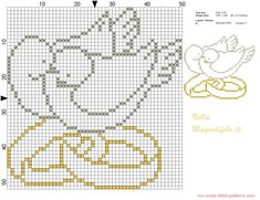 Thrilling Designing Your Own Cross Stitch Embroidery Patterns Ideas. Exhilarating Designing Your Own Cross Stitch Embroidery Patterns Ideas. Wedding Cross Stitch Patterns, Counted Cross Stitch Patterns, Cross Stitch Designs, Cross Stitch Embroidery, Embroidery Patterns, Cross Stitch Heart, Cross Stitch Cards, Cross Stitching, Loom Patterns