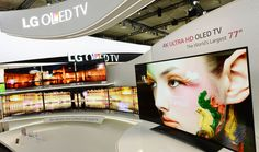 LG Rolls out Ultra HD Curved OLED TV at IFA The TV has a curved screen similar to the company's offering that was unveiled at CES back in January. Tv Oled, Lg 4k, Ultra Hd Tvs, 3d Tvs, Display Technologies, Edc Everyday Carry, First Tv, Digital Trends, Might Have