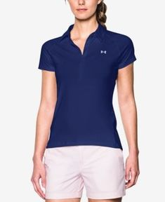 b0540461fd57 Under Armour Zinger Golf Polo Women - Tops - Macy s