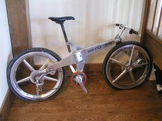 Mid nineties concept bike Cannondale
