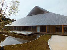 Naoshima Hall - Hiroshi Sambuichi #naoshima