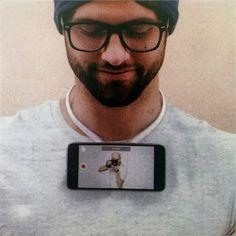 Neck Selfie