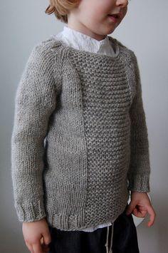 Ravelry: Fisherman's Pullover by Veera Välimäki