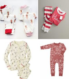 Cute and festive Christmas pajamas for kids they'll want to wear long past the holiday season.