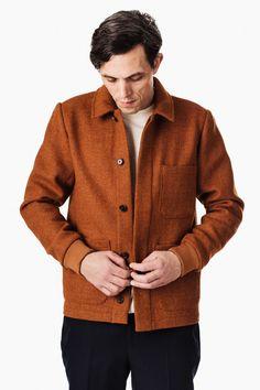 Cherlen Jacket - 100% Harris Tweed New Wool / A Kind of Guise