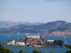 """If You're Going to San Francisco..."" Alcatraz Island"