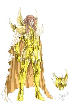 Myth Gold Saint - Virgo
