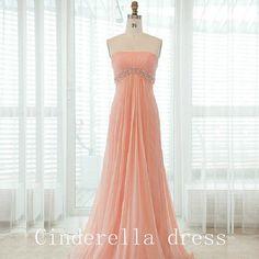 New arriival A-line Sweetheart Floor-length Chiffon Long Bridesmaid Dress Prom Dress Evening Dresses 2013