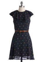 Breezy to Please Dress | Mod Retro Vintage Dresses | ModCloth.com