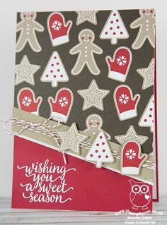 The Crafty Owl | The daily blog of Joanne James Independent Stampin'…