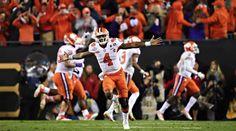 2017 NFL Draft: Deshaun Watson/ QB, Clemson