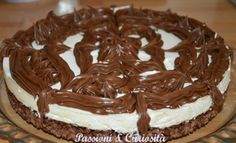 http://passioniandcuriosita.blogspot.it/2014/06/cheesecake-alla-nutella.html Cheesecake alla nutella