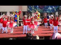 Anasınıfı Bum bum bole 23 Nisan gösterisi - YouTube