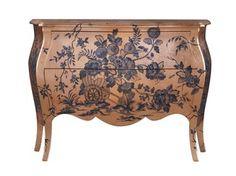 Wooden dresser JILL - Atelier MO.BA.