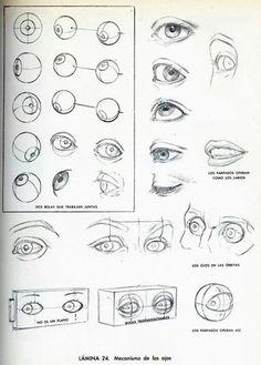 Eyes ...