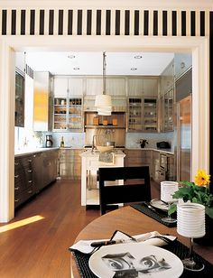 The boy would love this.. stainless steel kitchen! Alessandra Branca  ???