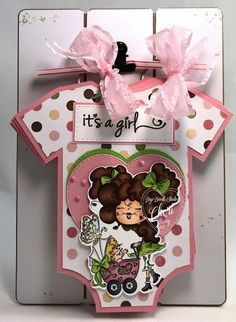 "Digi Doodle Studio ""Baby Love"" mini album by CheriB Designs"