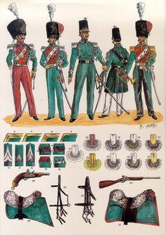 Le 1er régiment des Guides de Robert Aubry