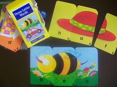 First Grade School Box: CVC Activities