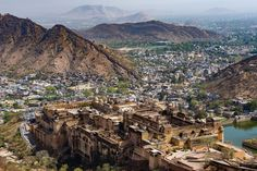 Amber Fort by Massimo Del Forno - Photo 153251127 - 500px