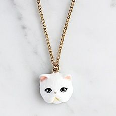 Cat necklace - Jumpee