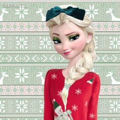 ✝☮✿★ DISNEY FROZEN ✝☯★☮ Elsa punk