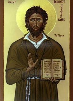 St. Benedict Joseph Labre, beggar and saint, we ask your prayers for the homeless and mentally ill. #SaintOfTheDay
