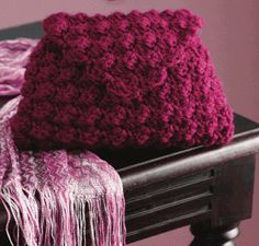 One skein crochet bag: free pattern