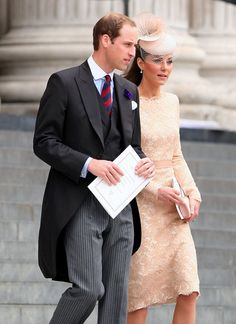 Kate Middleton Photo - The Royal Family Attends the Jubilee Thanksgiving Service