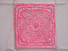 WIP 8 pt doily by zoeberth, via Flickr