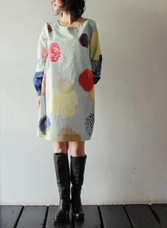 Marimekko Hallu dress