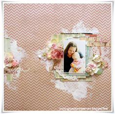 A Layout I made as DT for Marion Smith Designs :)