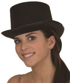Amzing Stuff Jacobson Hat Company Men's Permasilk Top Hat (5 Inch Tall)