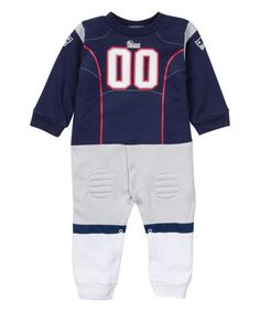 New England Patriots Infant Navy Reebok Tom Brady Name & Number ...