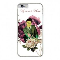 SHINee Minho  Kpop Phone Case for iPhone by KPOPinHANDMADE on Etsy