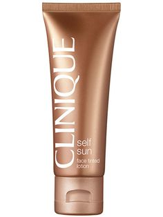 The Ultimate Self-Tanner Guide: Clinique Self Sun Face Tinted Lotion