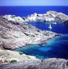 Cap de Creus/Spain-Catalunia - beautiful bays for swimming