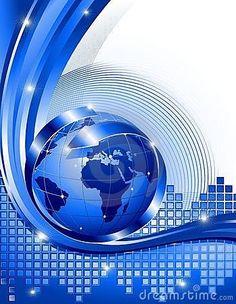 WORLD BUSINESS CONCEPT BACKGROUND © Bluedarkat   Dreamstime.com