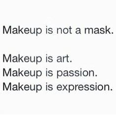 Quotes On Beauty Make Up Cosmetics Heartfelt Quotes Beauty