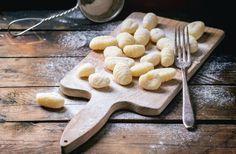 Receita de nhoque de batata da tia italiana