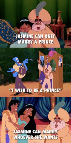 The Sultan | 11 Disney Characters Who Were Secretly Just The Worst