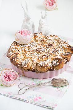 Zimtschnecken. Tausend Mal gebacken und sie haben es nie auf den Blog geschafft. Jetzt aber. Meine liebe Freundin Gittehatte ein Zimtschnecken-Bild auf Instagram gezeigt und ich war sofort verlieb…