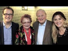 Libby Purves John Halpern talks crosswords on BBC Radio 4 - YouTube