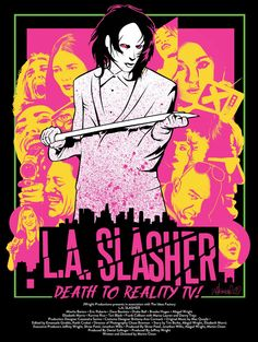 L.A. Slasher (2015) Movie Review