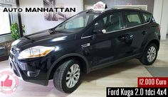 Ford Kuga 2.0 Tdci 4x4 Da Auto Manhattan http://affariok.blogspot.it/