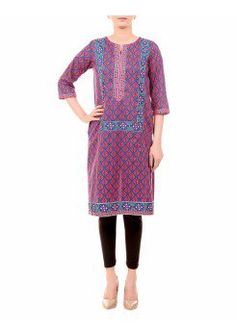 Every wardrobe is incomplete without a purple dress, isn't it?
