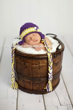 Where true fans are born...LAKERS!