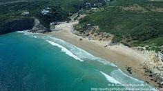 A Terceira Dimensão - Fotografia Aérea: Praia do Zavial