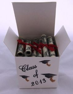 DIY: 7 Creative Ways to Give Money as a Gift for Graduation - Mommy Levy
